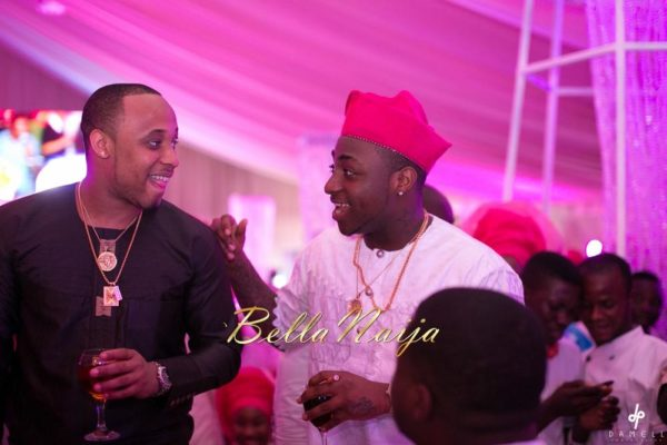 Tiwa Savage Traditional Wedding, Tee Billz, TJ Balogun, BellaNaijaTiwa Savage Wedding(A)-113