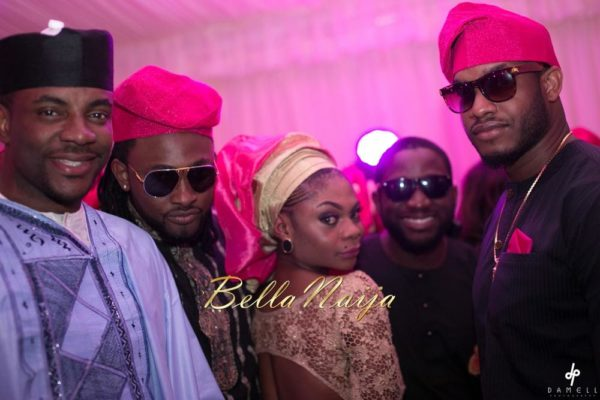 Tiwa Savage Traditional Wedding, Tee Billz, TJ Balogun, BellaNaijaTiwa Savage Wedding(A)-116