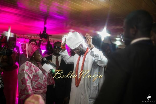 Tiwa Savage Traditional Wedding, Tee Billz, TJ Balogun, BellaNaijaTiwa Savage Wedding(A)-4