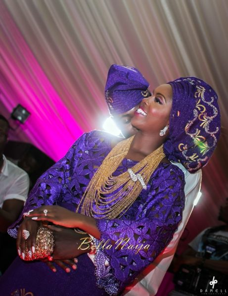 Tiwa Savage Traditional Wedding, Tee Billz, TJ Balogun, BellaNaijaTiwa Savage Wedding(A)-61