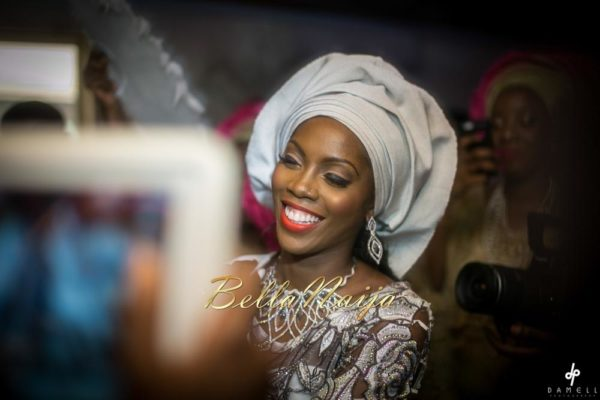 Tiwa Savage Traditional Wedding, Tee Billz, TJ Balogun, BellaNaijaTiwa Savage Wedding(A)-8