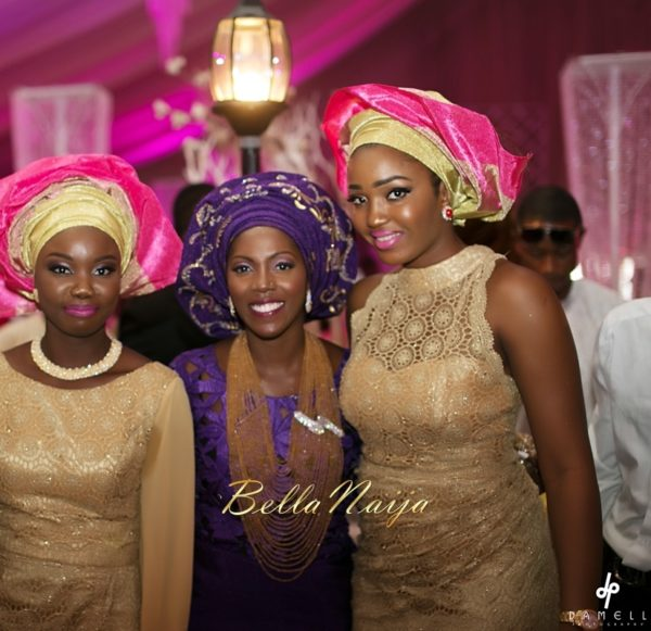 Tiwa Savage Traditional Wedding, Tee Billz, TJ Balogun, BellaNaijaTiwa Savage Wedding(A)-84
