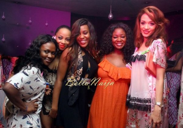 Tiwa Savage's Bachelorette Party in Lagos - November 2013 - BellaNaija - 116