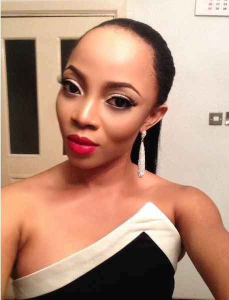 Toke Makinwa - Toke Moments - November 2013 - BellaNaija