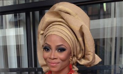 toke makinwa doranne beauty
