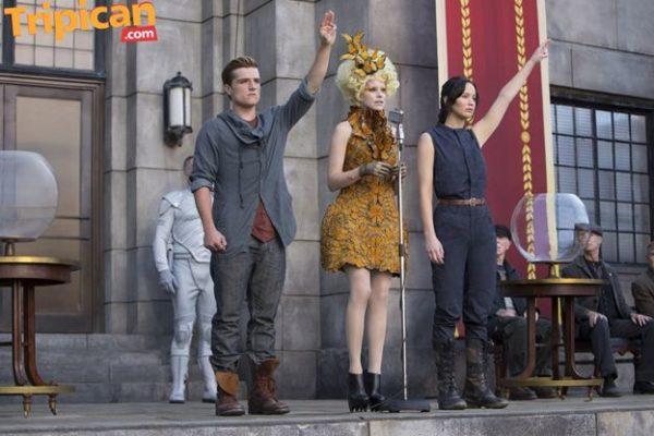 Tripican.com Hunger Games Catching Fire Featurette - BellaNaija - November 2013004