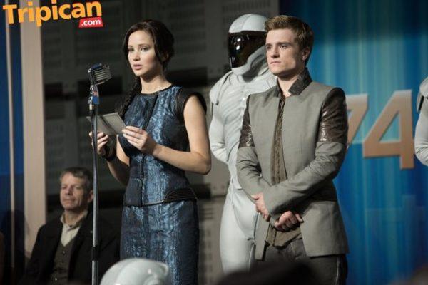 Tripican.com Hunger Games Catching Fire Featurette - BellaNaija - November 2013007
