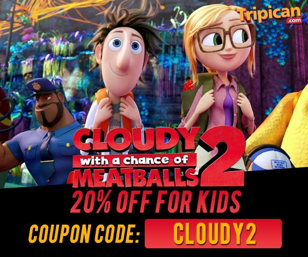 Tripican.com Movie Featurette Cloudy with a Chance of Meatballs - BellaNaija - November 20130011