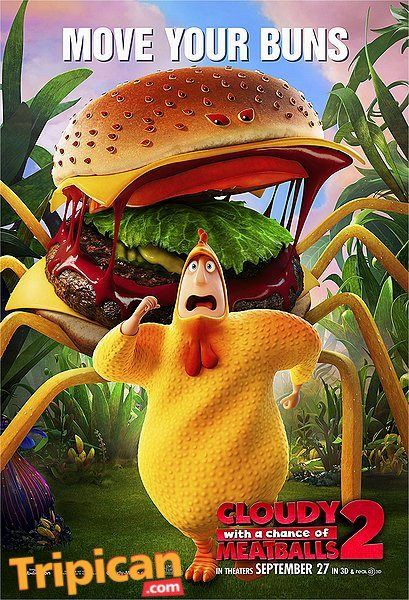 Tripican.com Movie Featurette Cloudy with a Chance of Meatballs - BellaNaija - November 2013007