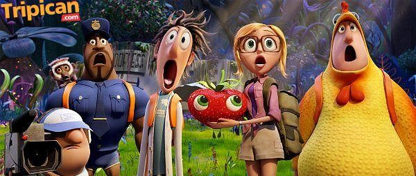 Tripican.com Movie Featurette Cloudy with a Chance of Meatballs - BellaNaija - November 2013008