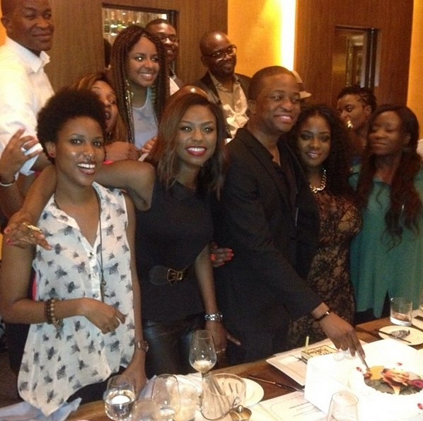Tunde Demuren's Birthday in Lagos - November 2013 - BellaNaija006