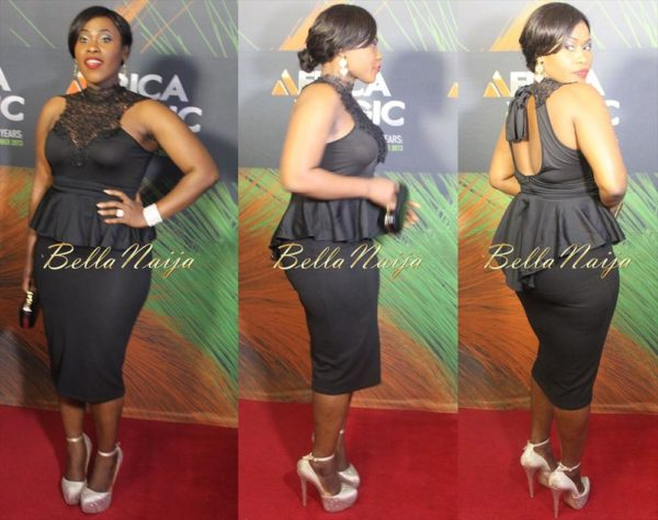 Uche Jombo at Africa Magic Party at AFRIFF - November 2013 - BellaNaija 02