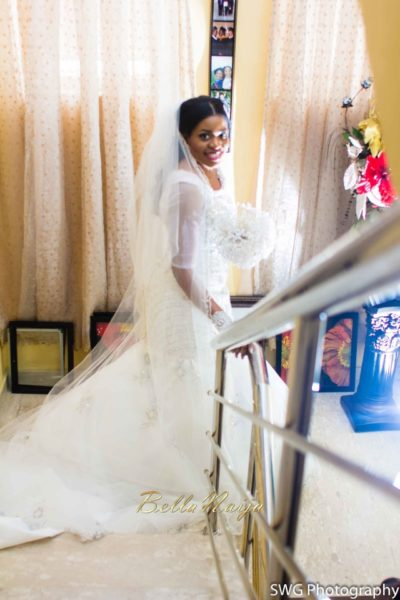 Uju Edosa Nigerian Church White Wedding BellaNaija Victoria Roberts Solutionsuju&edos white wedding_0211