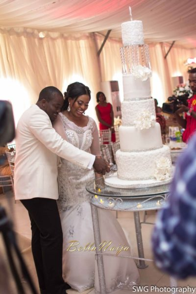 Uju Edosa Nigerian Church White Wedding BellaNaija Victoria Roberts Solutionsuju&edos white wedding_0427