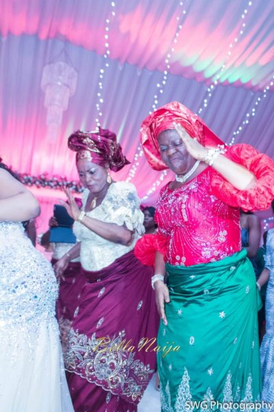 Uju Edosa Nigerian Church White Wedding BellaNaija Victoria Roberts Solutionsuju&edos white wedding_0484