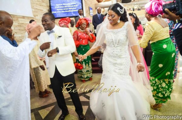 Uju Edosa Nigerian Church White Wedding BellaNaija Victoria Roberts Solutionsuju&edos white wedding_0660