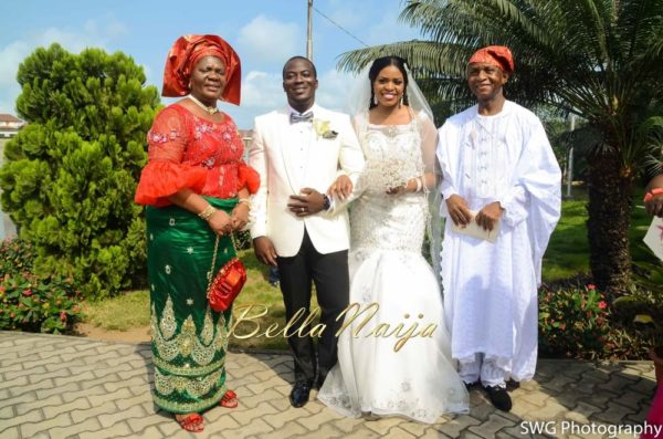 Uju Edosa Nigerian Church White Wedding BellaNaija Victoria Roberts Solutionsuju&edos white wedding_0688