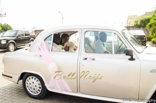 Uju Edosa Nigerian Church White Wedding BellaNaija Victoria Roberts Solutionsuju&edos white wedding_0767