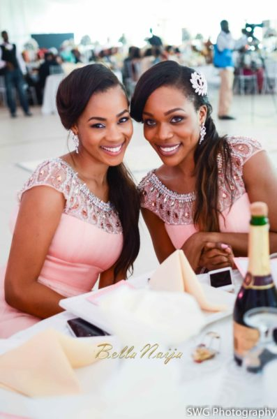 Uju Edosa Nigerian Church White Wedding BellaNaija Victoria Roberts Solutionsuju&edos white wedding_0883