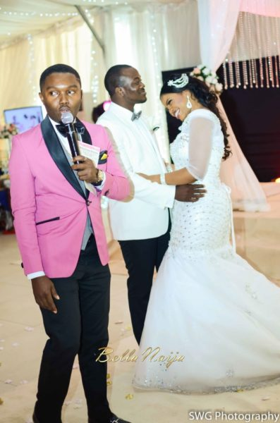 Uju Edosa Nigerian Church White Wedding BellaNaija Victoria Roberts Solutionsuju&edos white wedding_0921