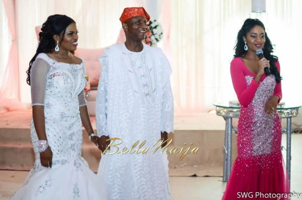 Uju Edosa Nigerian Church White Wedding BellaNaija Victoria Roberts Solutionsuju&edos white wedding_0924
