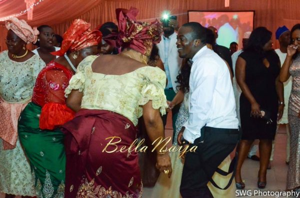 Uju Edosa Nigerian Church White Wedding BellaNaija Victoria Roberts Solutionsuju&edos white wedding_1146