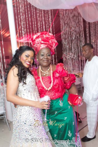 Uju Edosa Nigerian Church White Wedding BellaNaija Victoria Roberts Solutionsuju&edos white wedding_1270