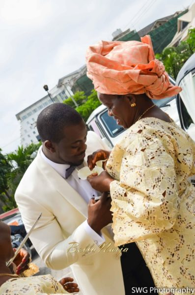 Uju Edosa Nigerian Church White Wedding BellaNaija Victoria Roberts Solutionsuju&edos white wedding_1345
