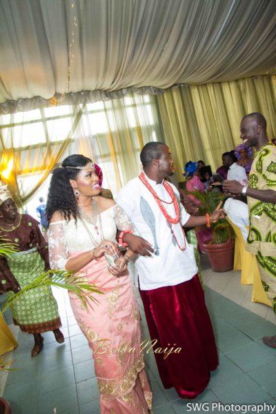 Uju Edosa Nigerian Edo Wedding BellaNaija Victoria Roberts Solutionsuju&edos trad_0143