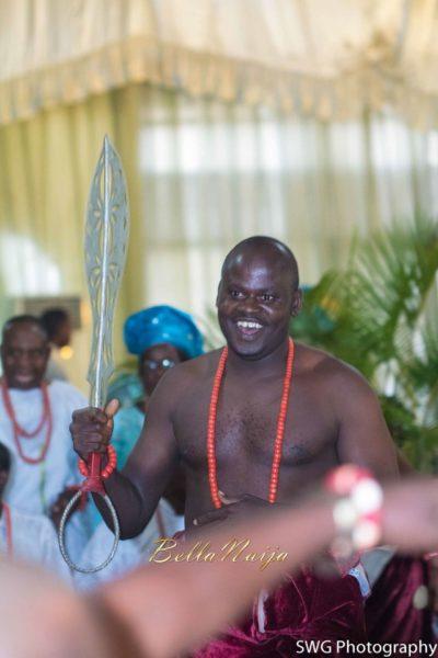 Uju Edosa Nigerian Edo Wedding BellaNaija Victoria Roberts Solutionsuju&edos trad_0212