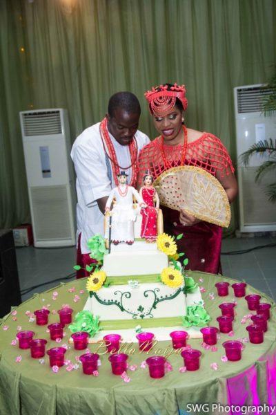 Uju Edosa Nigerian Edo Wedding BellaNaija Victoria Roberts Solutionsuju&edos trad_0241