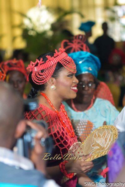 Uju Edosa Nigerian Edo Wedding BellaNaija Victoria Roberts Solutionsuju&edos trad_0280