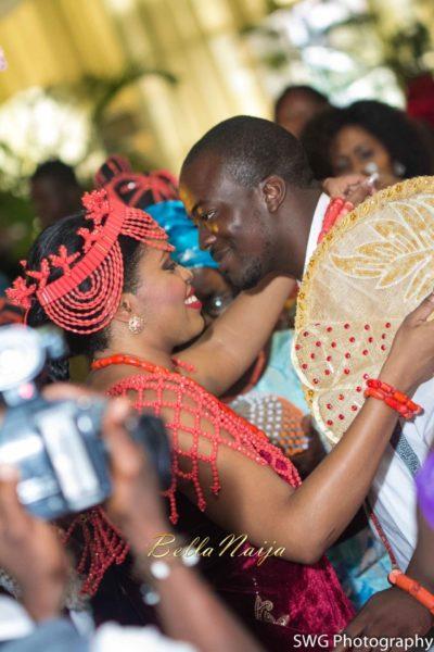 Uju Edosa Nigerian Edo Wedding BellaNaija Victoria Roberts Solutionsuju&edos trad_0282