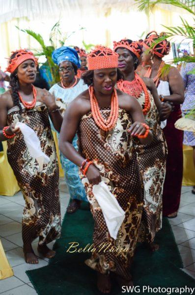 Uju Edosa Nigerian Edo Wedding BellaNaija Victoria Roberts Solutionsuju&edos trad_0358