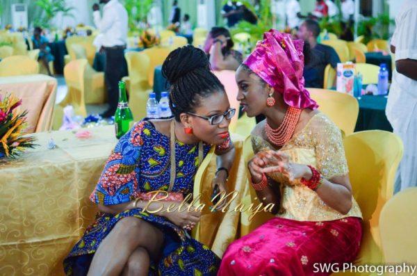 Uju Edosa Nigerian Edo Wedding BellaNaija Victoria Roberts Solutionsuju&edos trad_0367