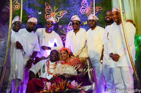 Uju Edosa Nigerian Edo Wedding BellaNaija Victoria Roberts Solutionsuju&edos trad_0399