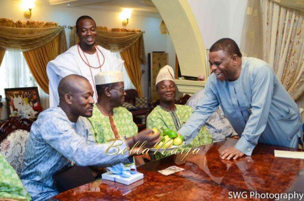 Uju Edosa Nigerian Edo Wedding BellaNaija Victoria Roberts Solutionsuju&edos trad_0476