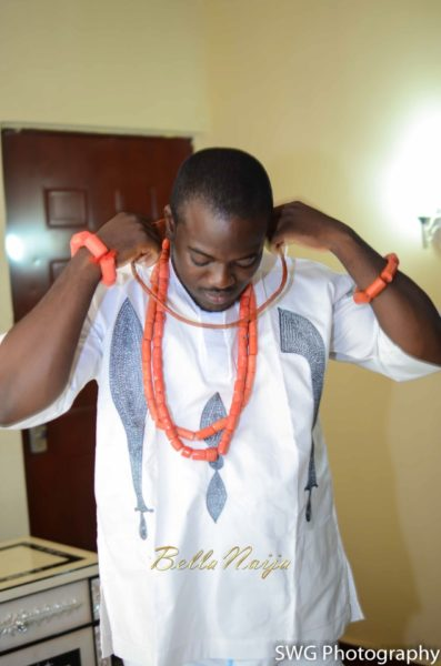 Uju Edosa Nigerian Edo Wedding BellaNaija Victoria Roberts Solutionsuju&edos trad_0503