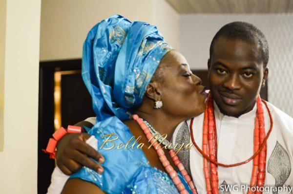 Uju Edosa Nigerian Edo Wedding BellaNaija Victoria Roberts Solutionsuju&edos trad_0511