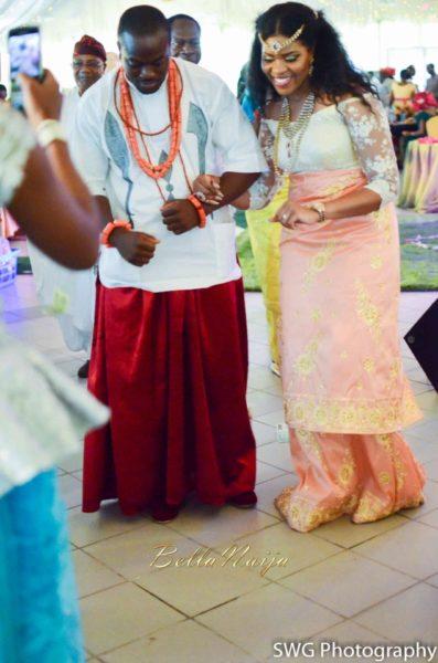 Uju Edosa Nigerian Edo Wedding BellaNaija Victoria Roberts Solutionsuju&edos trad_0710
