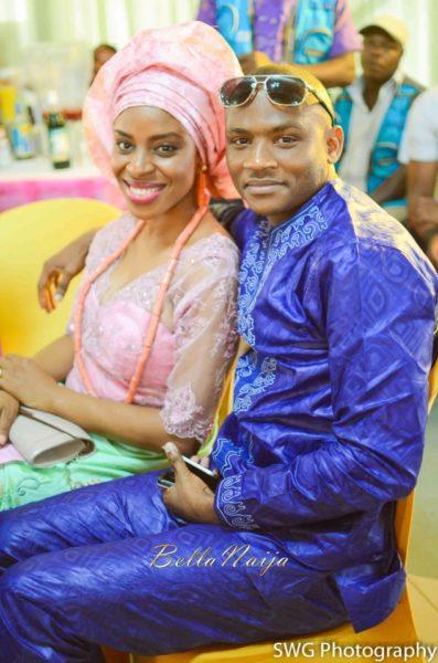 Uju Edosa Nigerian Edo Wedding BellaNaija Victoria Roberts Solutionsuju&edos trad_0761