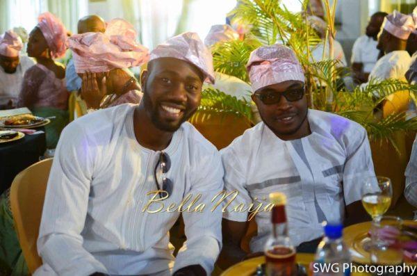 Uju Edosa Nigerian Edo Wedding BellaNaija Victoria Roberts Solutionsuju&edos trad_0777