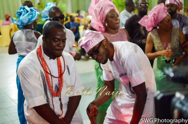 Uju Edosa Nigerian Edo Wedding BellaNaija Victoria Roberts Solutionsuju&edos trad_0857