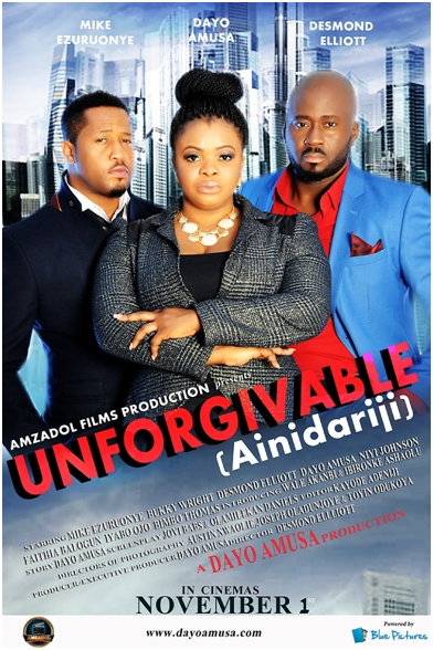 Unforgivable - Tripican - November 2013 - BellaNaija