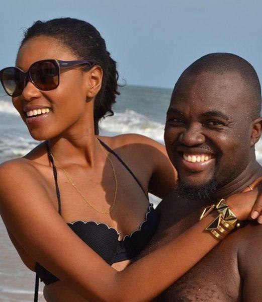 Yvonne Nelson & Frederick Nuamah