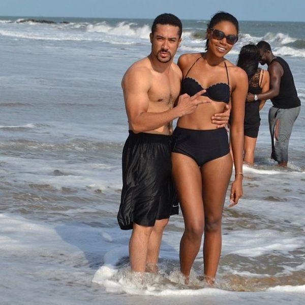 Majid Michel & Yvonne Nelson