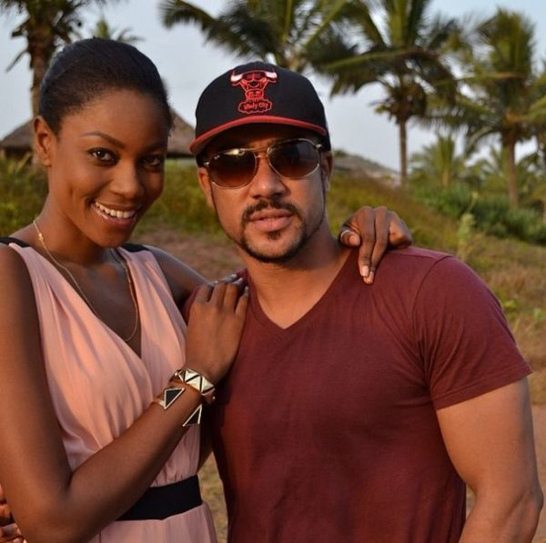 Yvonne Nelson & Majid Michel