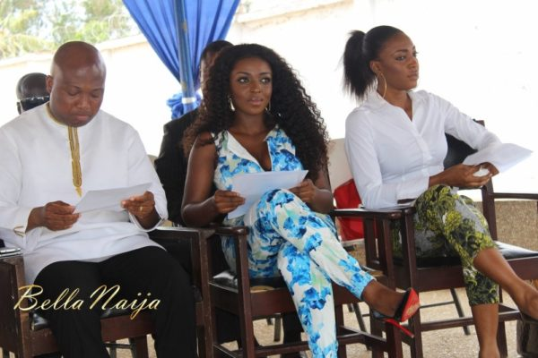Yvonne Okoro celebrates 29th Birthday in Special School in Accra - November 2013 - BellaNaija001