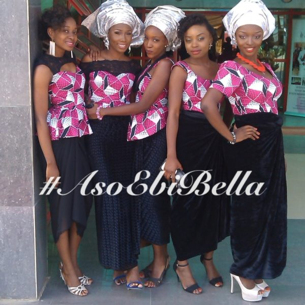 asoebi_bellanaija_aso_ebi_asoebibella_nigerian_wedding_traditional_wear_Aso ebi ladies
