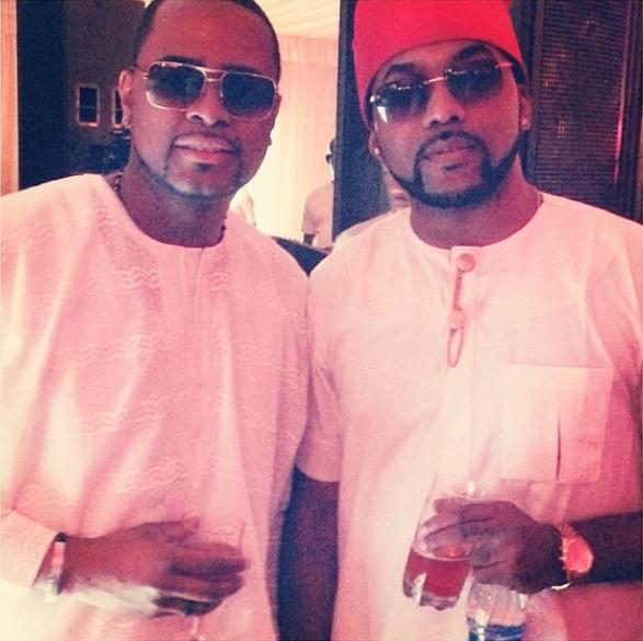 DJ Xclusive & Banky W
